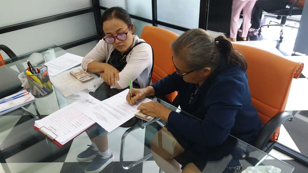 contracts signed at thai888 law office pattaya